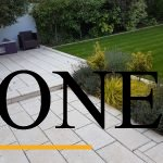 Travertine Paving Patio