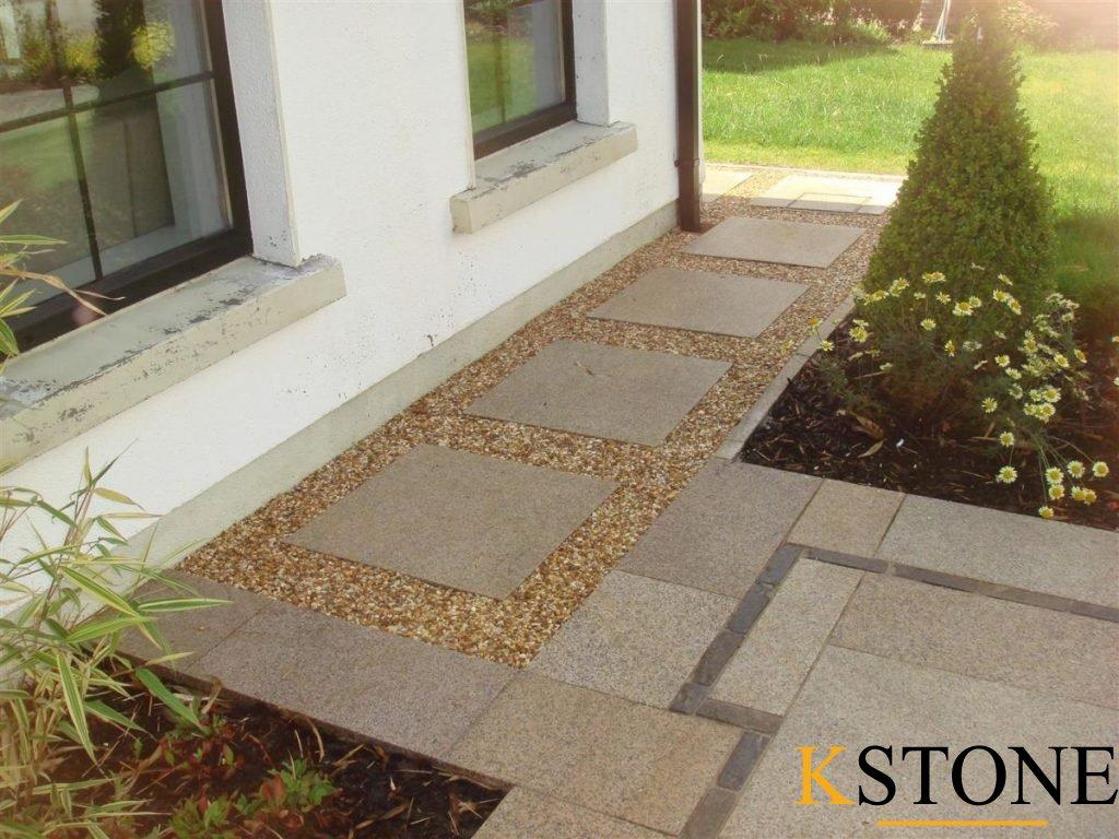 Garden Granite Paving